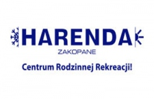 Recreational skiing resort Harenda Zakopane